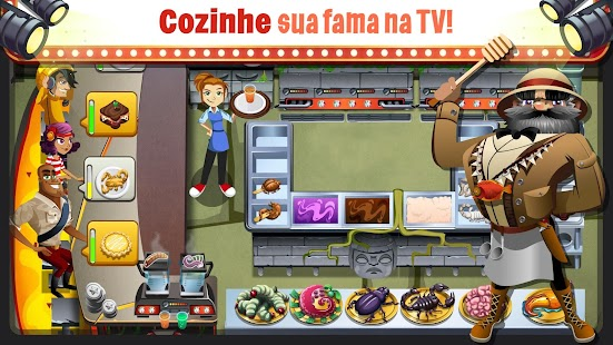 Cooking Dash 2016: Miniatura da captura de tela