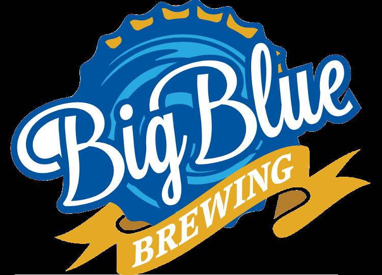 Logo of Big Blue Golden Ale