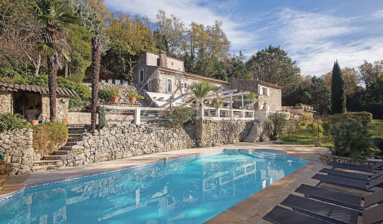 Propriété avec piscine et jardin Saint-Paul-en-Forêt