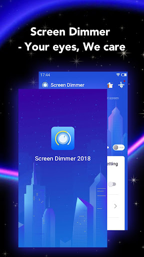Screen Dimmer - Night Reading Screen for EyeCare 1.1.5 screenshots 6