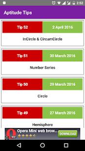 Aptitude Tricks for SSC,IBPS screenshot