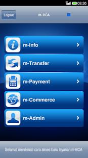 BCA mobile- screenshot thumbnail