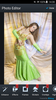 Belly Dance Photo Montage - screenshot