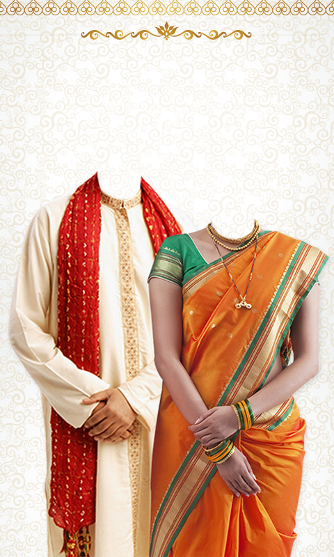 Couple Traditional Dresses- screenshot