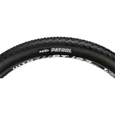 CST Patrol Tire 27.5 x 2.25 Single Compound, 27tpi, Steel Bead