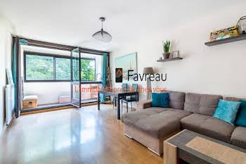 Appartement 3 pièces 61,58 m2