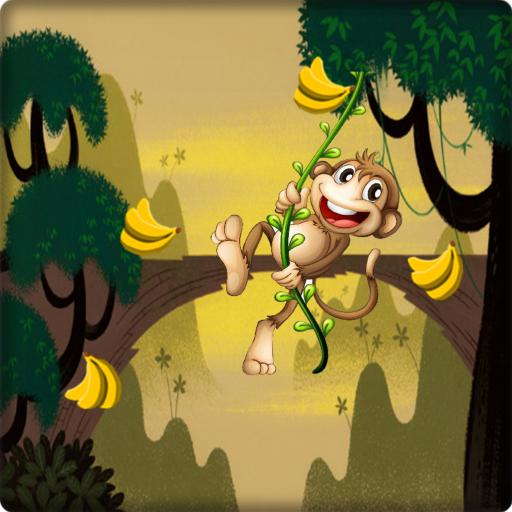 Monkey Banana Vine Run