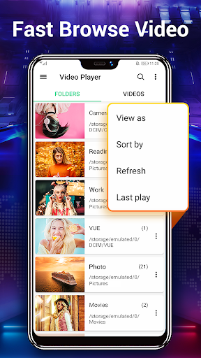 HD Video Player - Media Player All Format 1.8.0 screenshots 4