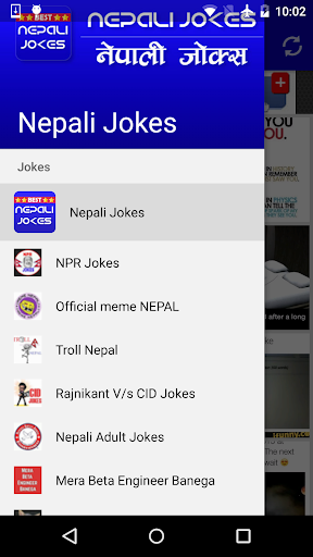 Nepali Jokes-Nepali Comedy app
