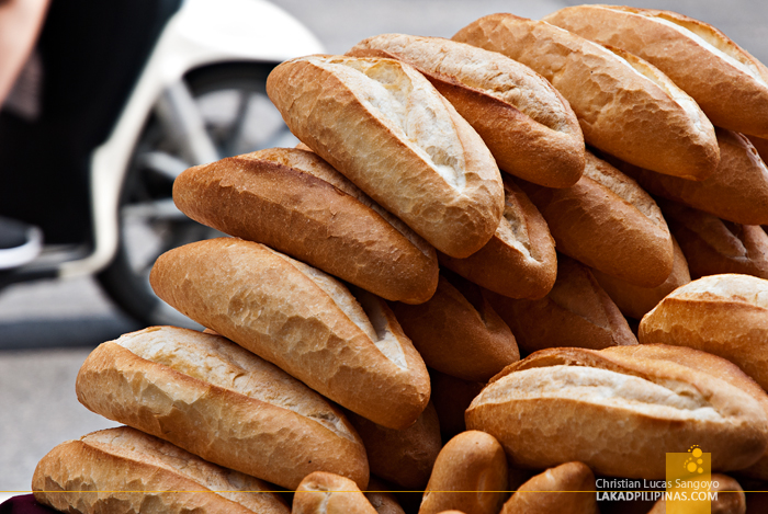 French Bread Hanoi Vietnam