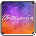 Watercolor Backgrounds HD icon