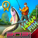World of Fishers, Fishing game icon