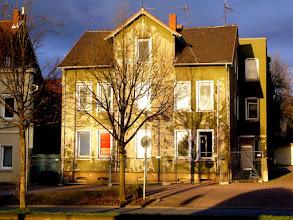Photo: Haus in der Sonne