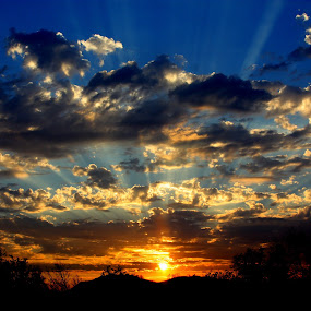 by Anna Heaslett - Landscapes Sunsets & Sunrises (  )