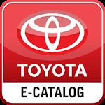 TOYOTA E-CATALOG Icon