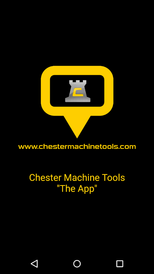 Chester (Chester Machine Tools)- screenshot