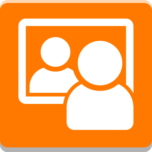 Video Meeting Icon