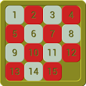 15 Puzzle Game (by Dalmax) icon