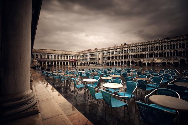 Piazza San Marco di Simonetti Andrea