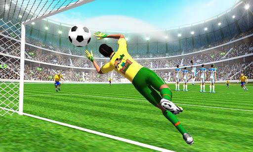 Real Football Game 2020: Ultimate Soccer League  captures d'écran 1
