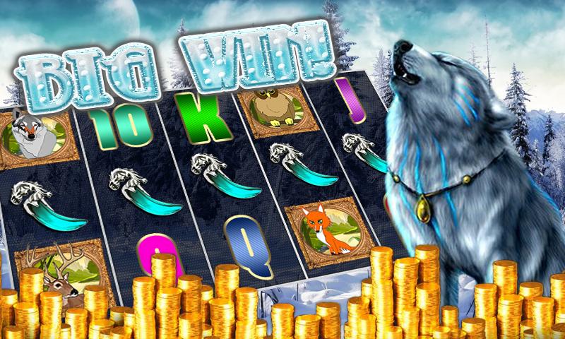 wolf run slot machine app