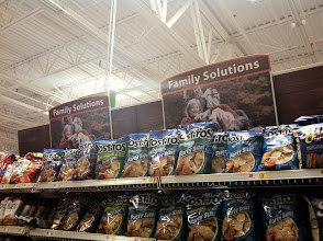 Photo: I really liked this sign on top of the chips section. It makes me think summer time outside!