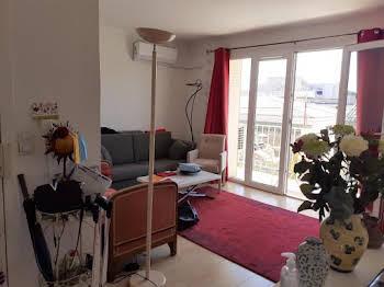 Appartement 4 pièces 66,87 m2
