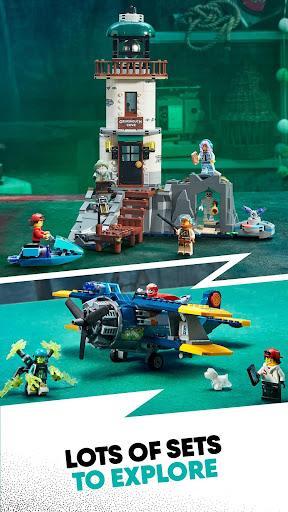 LEGOu00ae HIDDEN SIDEu2122 3.2.0 Screenshots 7