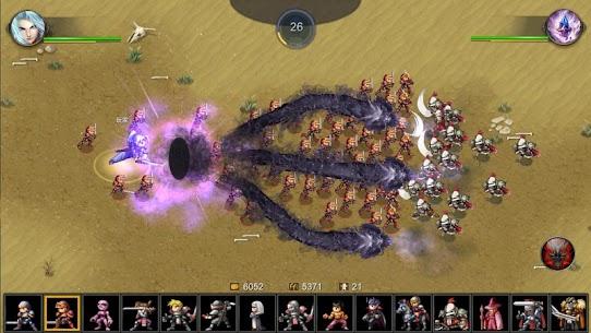 Miragine War Mod Apk (No Ads) 6