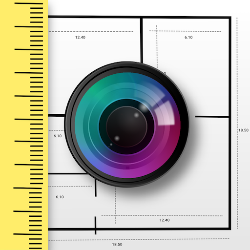 CamToPlan - AR measurement / tape measure