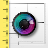 CamToPlan - AR measurement / tape measure Icon