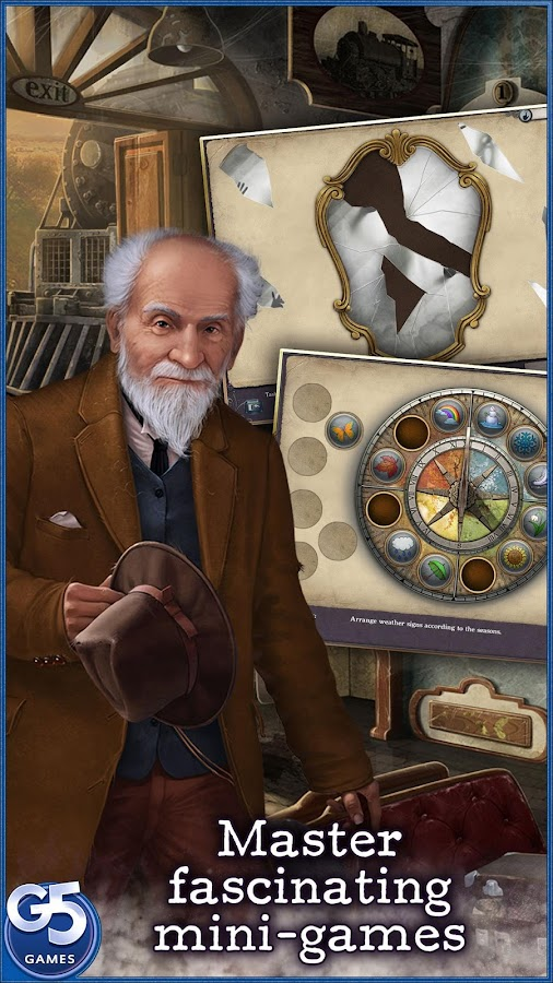 Letters From Nowhere®: A Hidden Object Mystery- screenshot