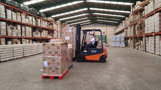 Cruz Roja distribuye 373.290 kilos de alimentos a 21.847 personas vulnerables