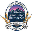 Logo of Grand Teton Good Fences Snake River Collab Oud Bruin