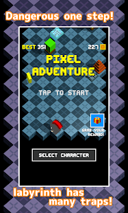 Pixel Adventure- screenshot thumbnail