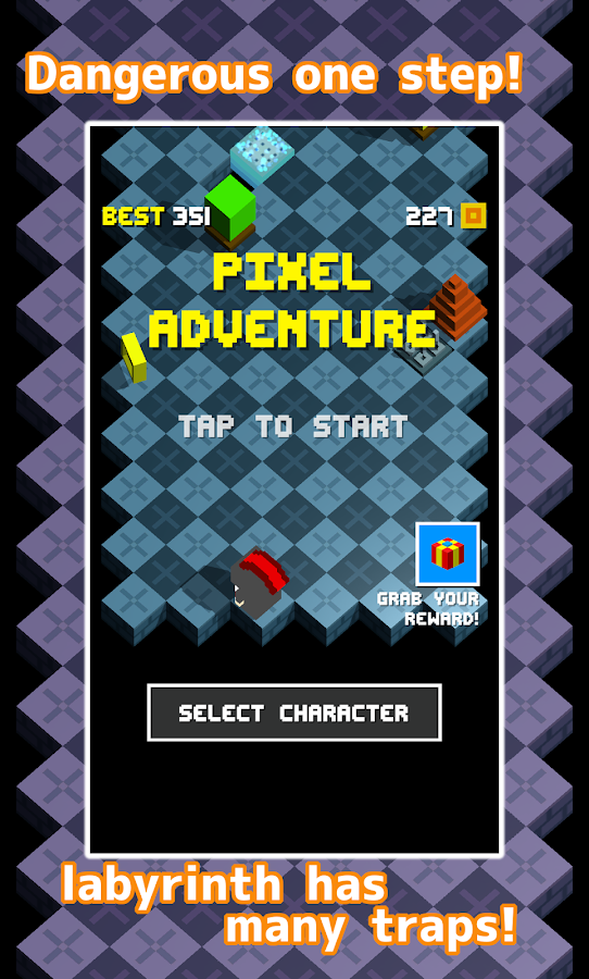 Pixel Adventure- screenshot
