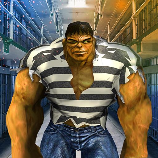 Monster Superhero Prison War