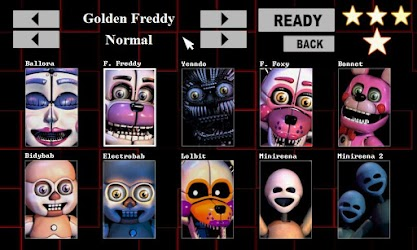 Five Nights at Freddy's: SL v1.2 APK 8