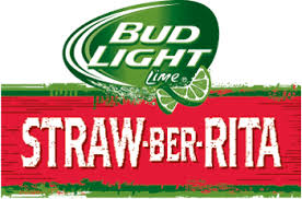Logo of Bud Light Lime Straw-Ber-Rita