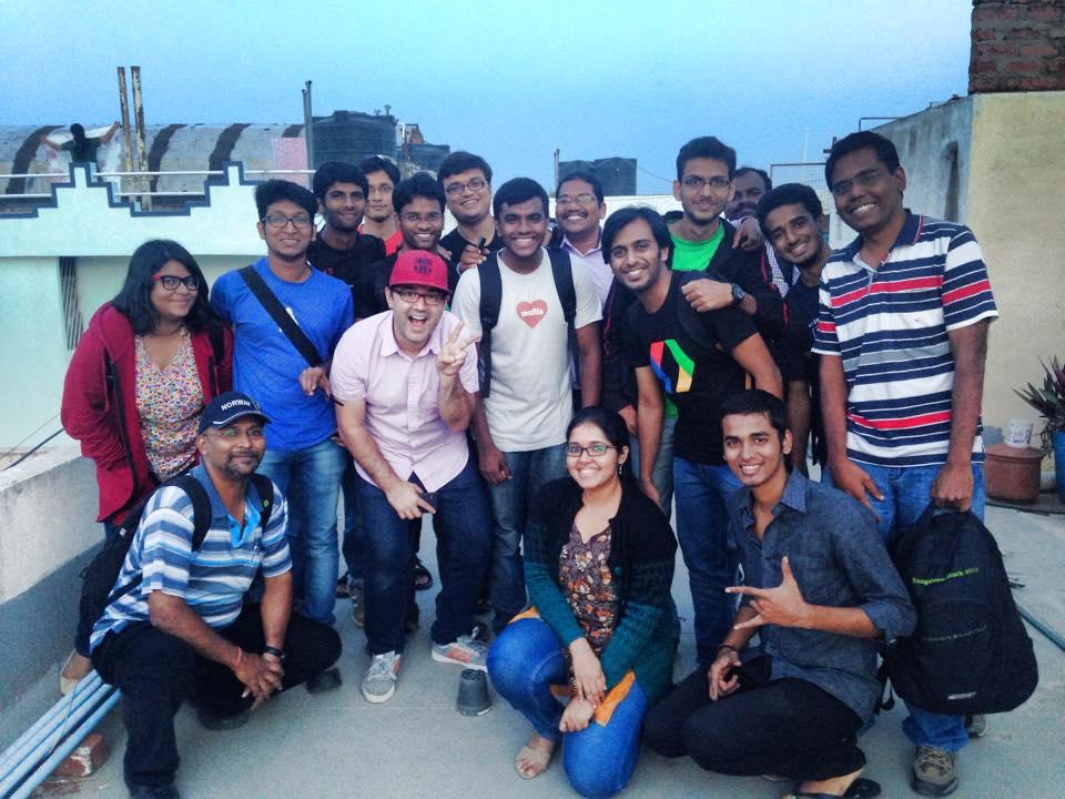 One Year of Mozilla Community Space Bangalore | Mozilla
