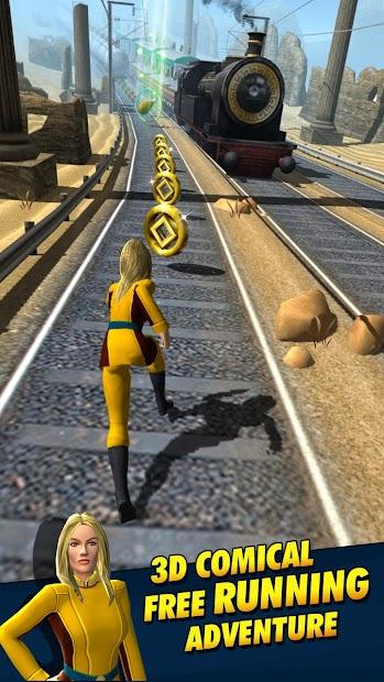Subway runner apk