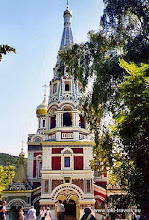 Photo: Shipka, Russische kerk | Russian Church.  www.loki-travels.eu