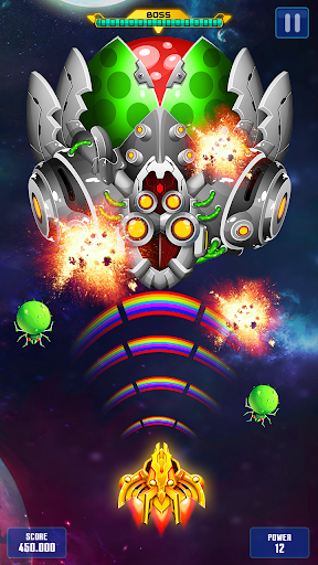 Space Shooter : Galaxy Attack 1.203 screenshots 11