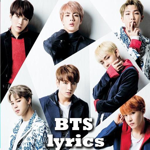 BTS lyrics songs (app)