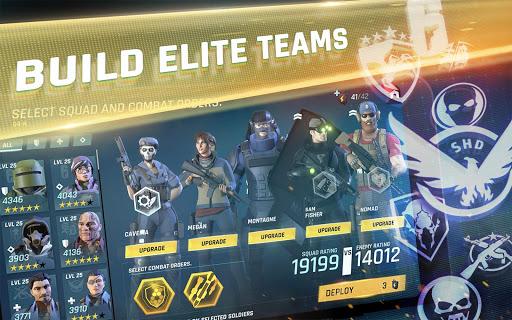 Tom Clancy's Elite Squad screenshot 21