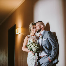Wedding photographer Anna Belousova (belousova93). Photo of 13.08.2018