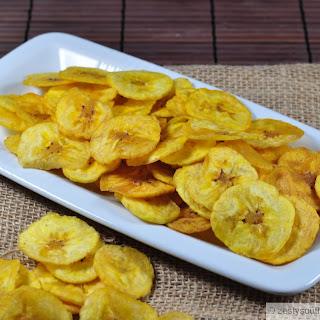 Banana Chips/Plantain Chips/Ethakka upperi