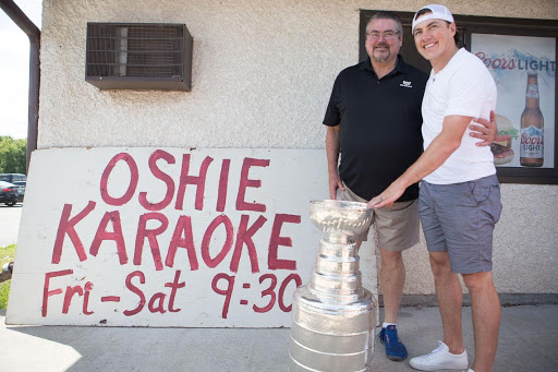 Tim Oshie, former Warroad hockey coach and the father of NHL star T.J., dies