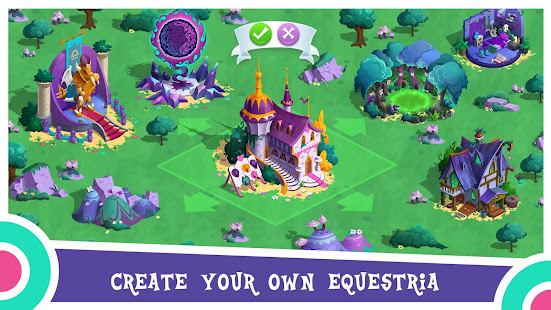 Game MY LITTLE PONY: Magic Princess APK for Windows Phone