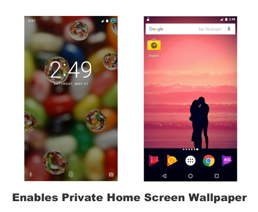 Lock Screen Wallpaper (free) 1.9.9.4 (free) Screenshots 5